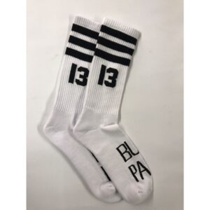 SOCKS 13 WHITE NORMAL